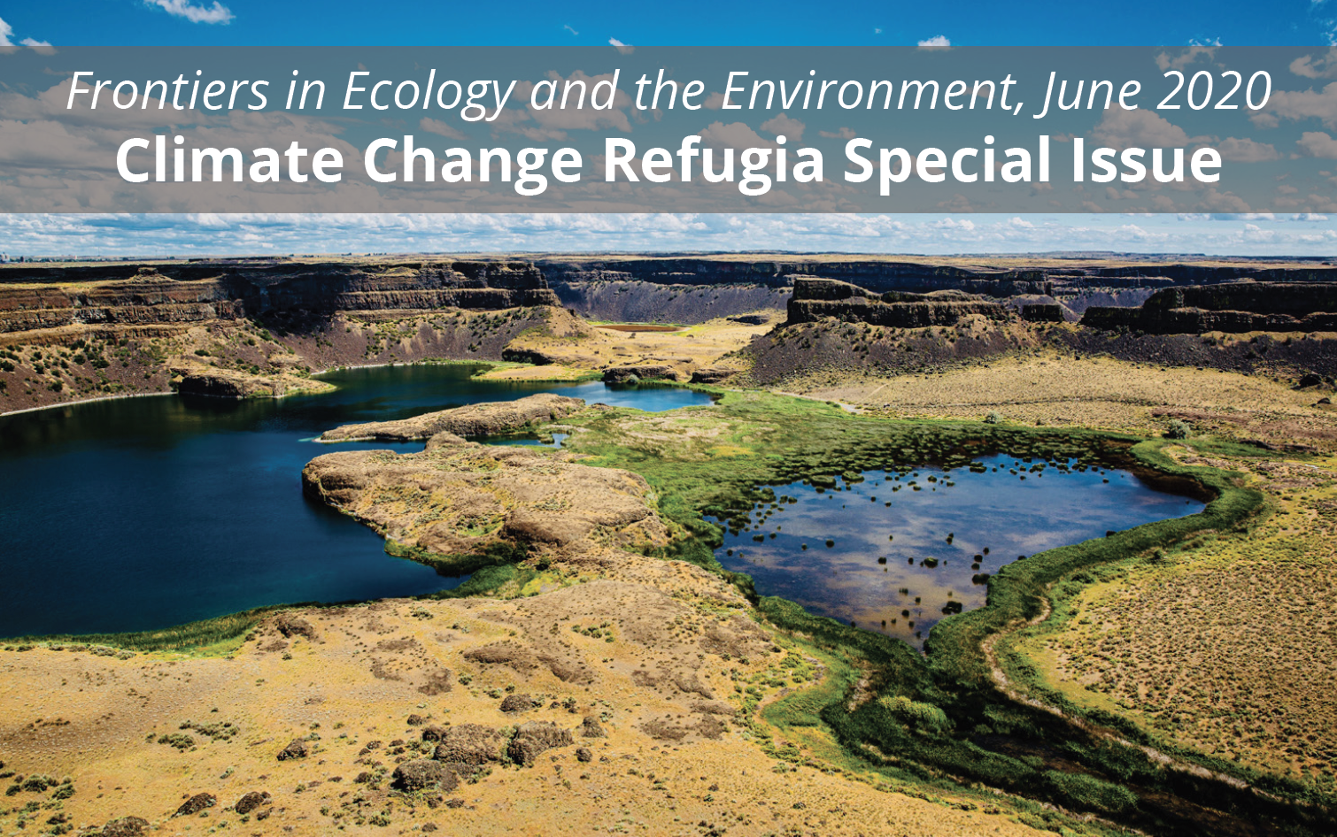 Climate Change Refugia Special Issue ...